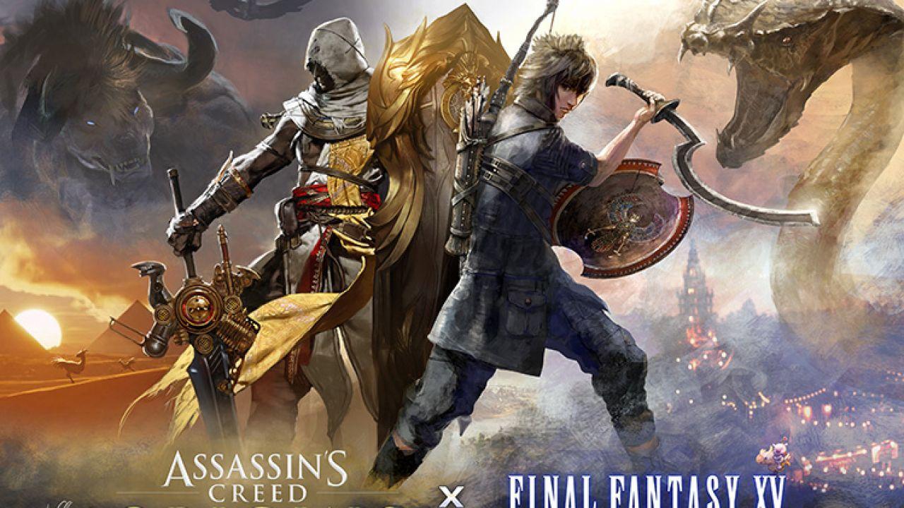 Final Fantasy XV - i DLC non verranno integrati nella storia