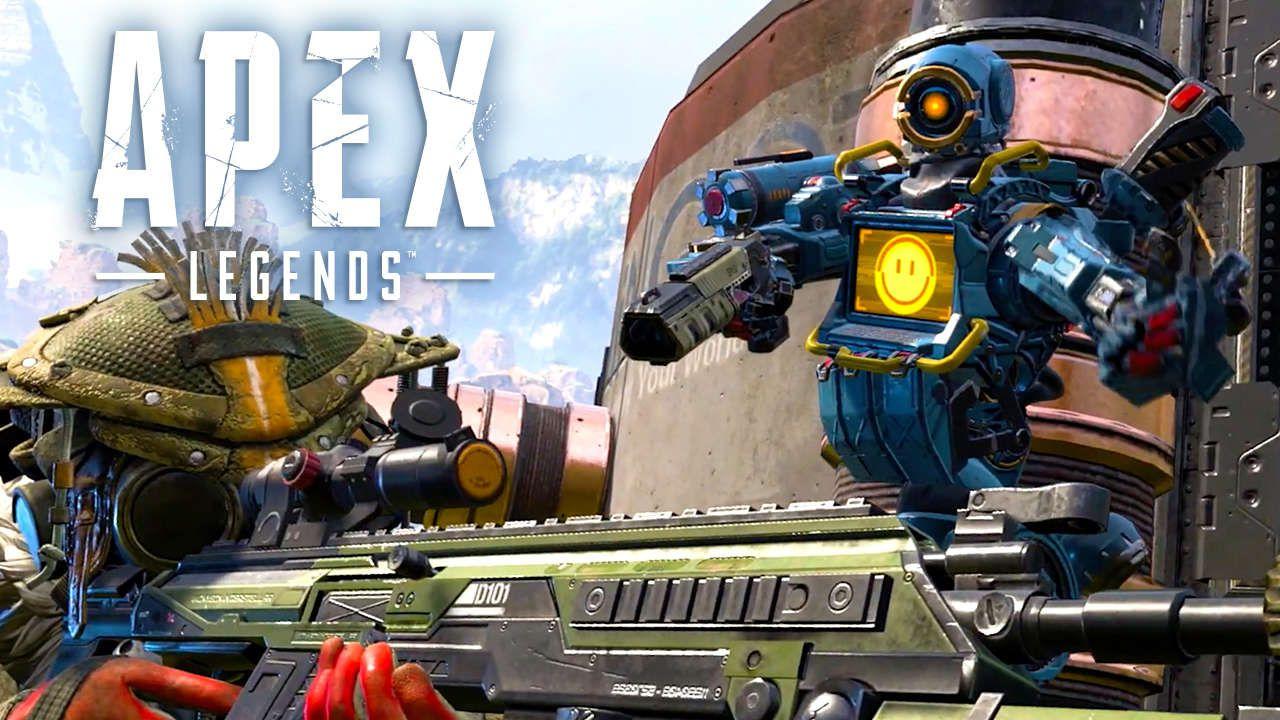 Sondaggio - Qual è il tuo personaggio preferito di Apex Legends?