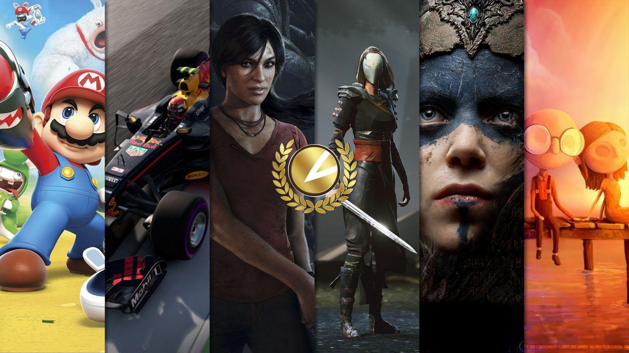 Sondaggio - Qual è stato il miglior gioco di Agosto 2017 per PC e console?
