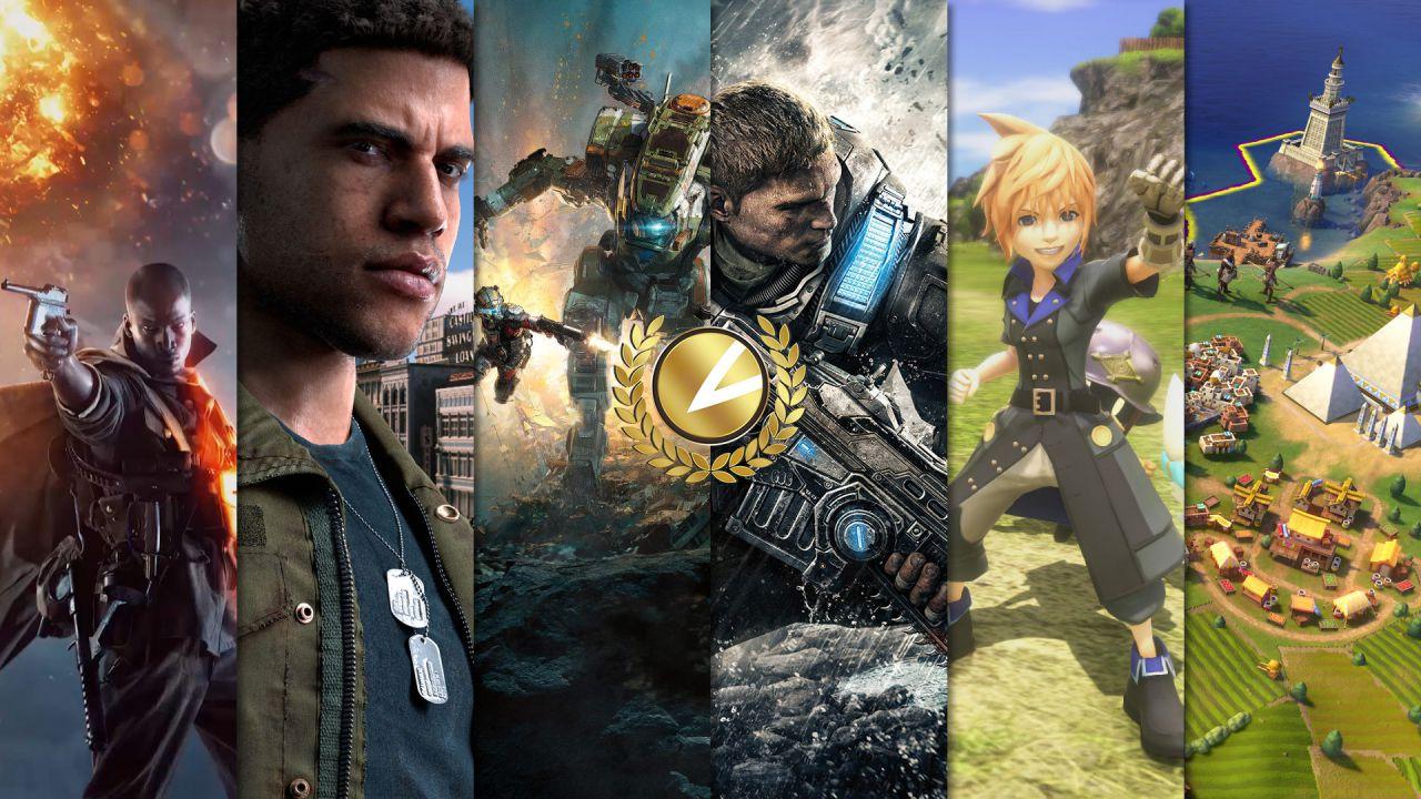 Sondaggio - Qual è stato il miglior gioco di Ottobre 2016 per PC e console?