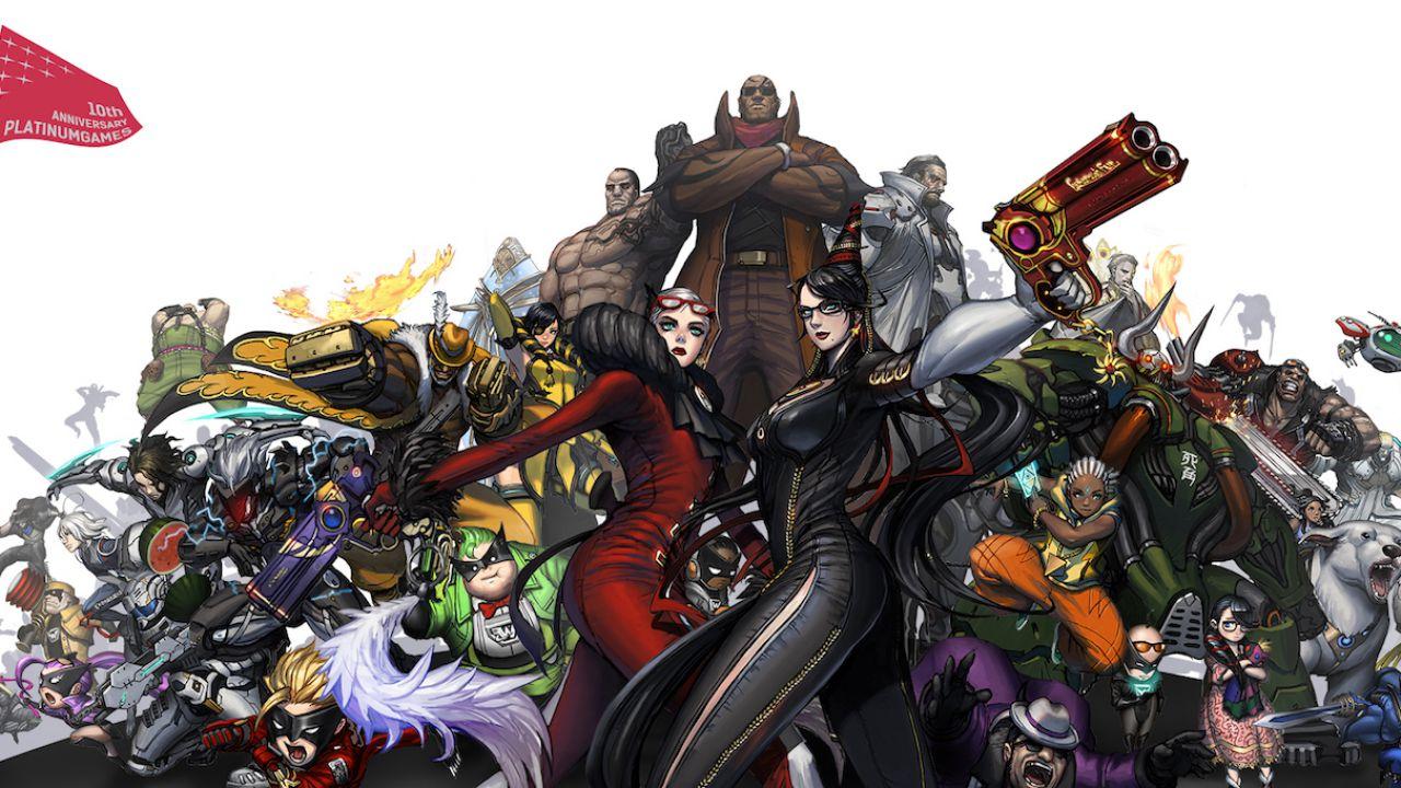 Sondaggio - Qual è il tuo preferito tra i titoli firmati Platinum Games?