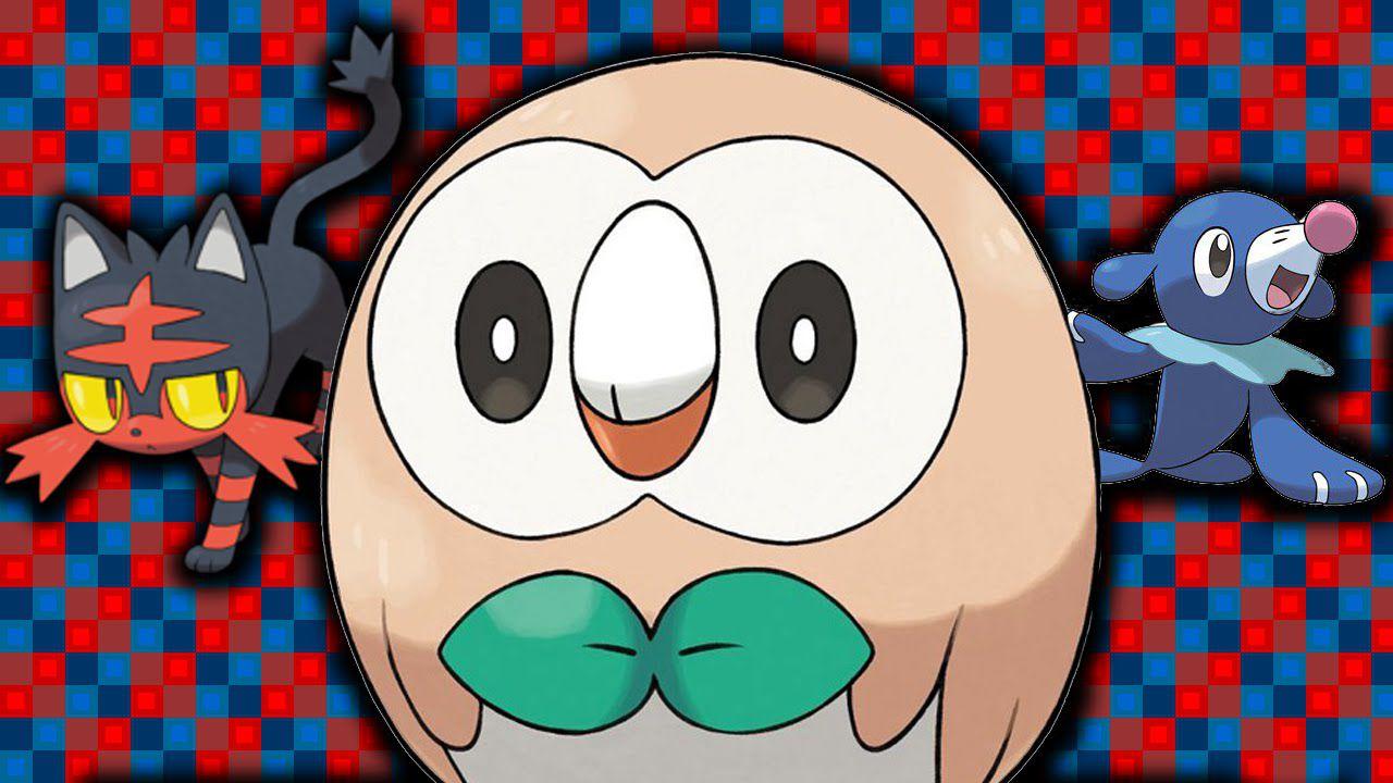 Sondaggio - Quale starter hai scelto per iniziare la tua avventura con Pokemon Sole e Luna?