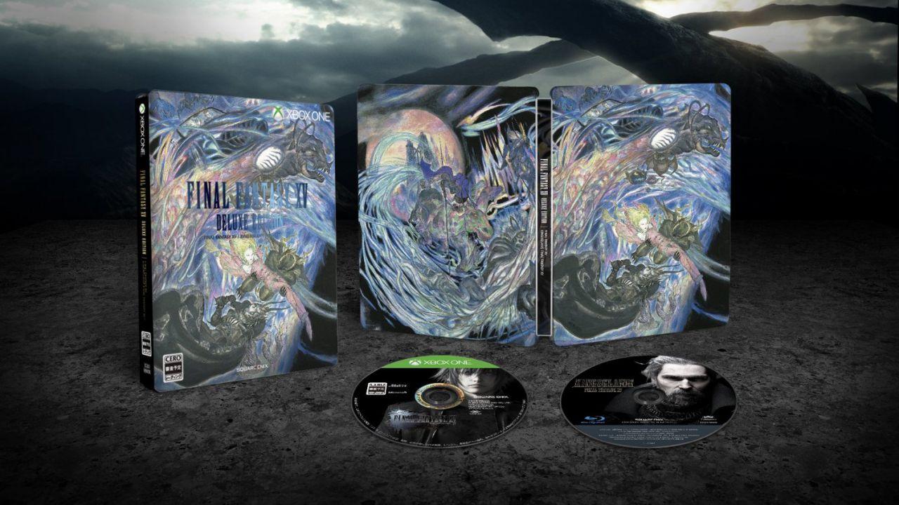 Sondaggio - Quale versione di Final Fantasy XV comprerai?