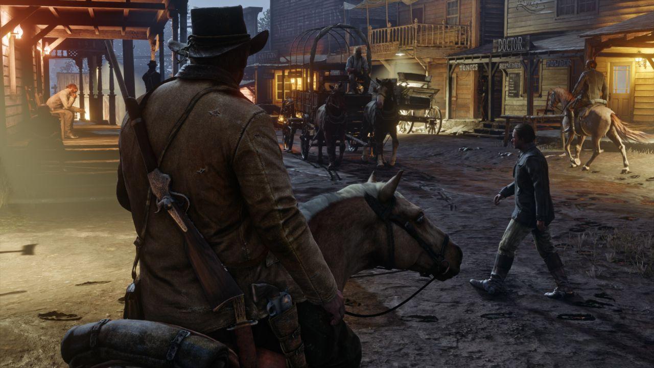 Sondaggio - Red Dead Redemption 2: secondo te il gioco uscirà anche su PC?