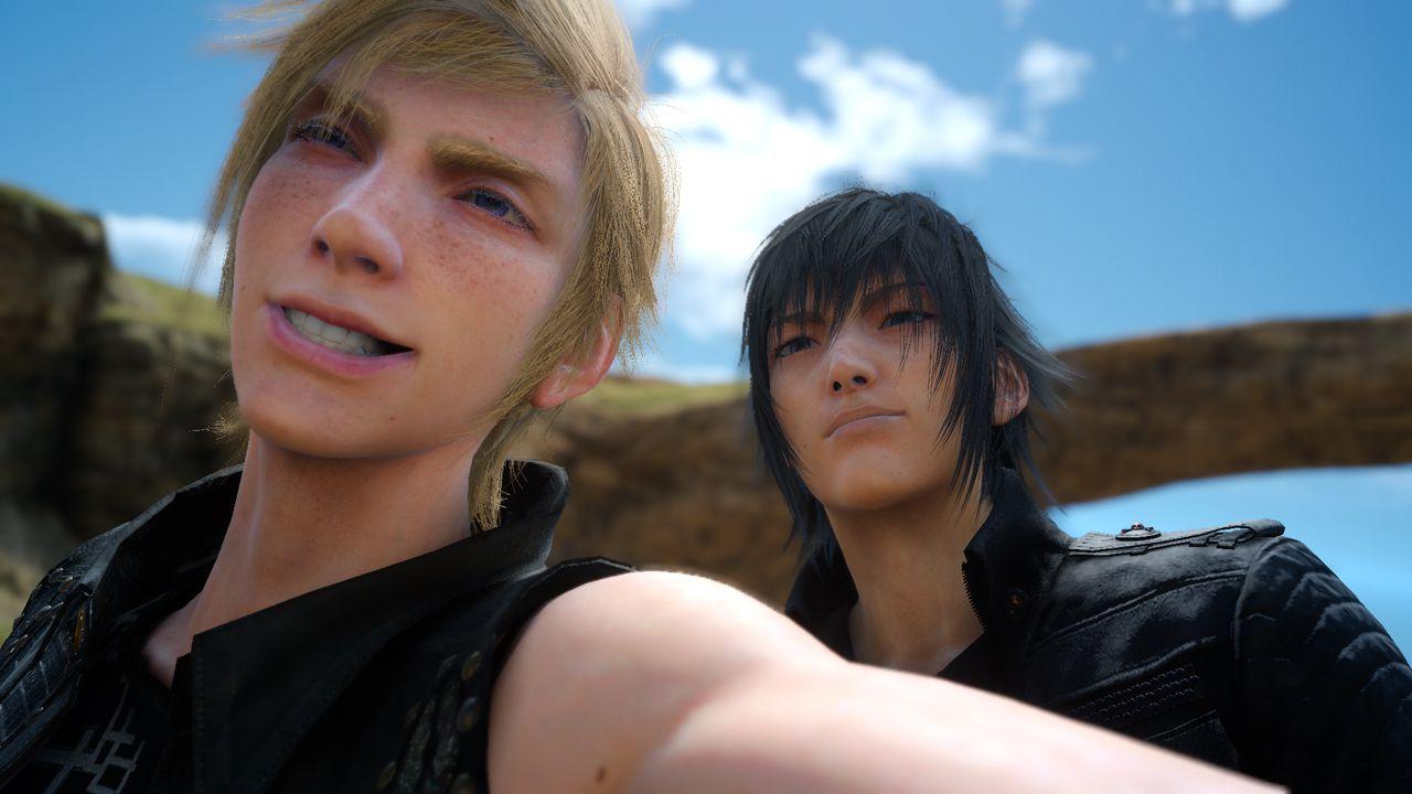 Sondaggio - Rotto il day one Final Fantasy XV: cosa ne pensi?
