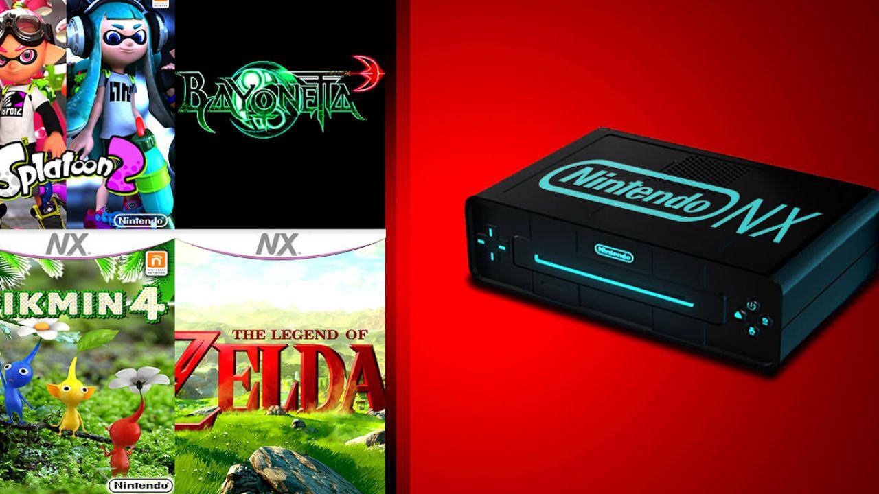 Sondaggio - Rumor Nintendo NX: almeno 20 giochi in sviluppo, tra cui numerosi remaster. Cosa ne pensi?