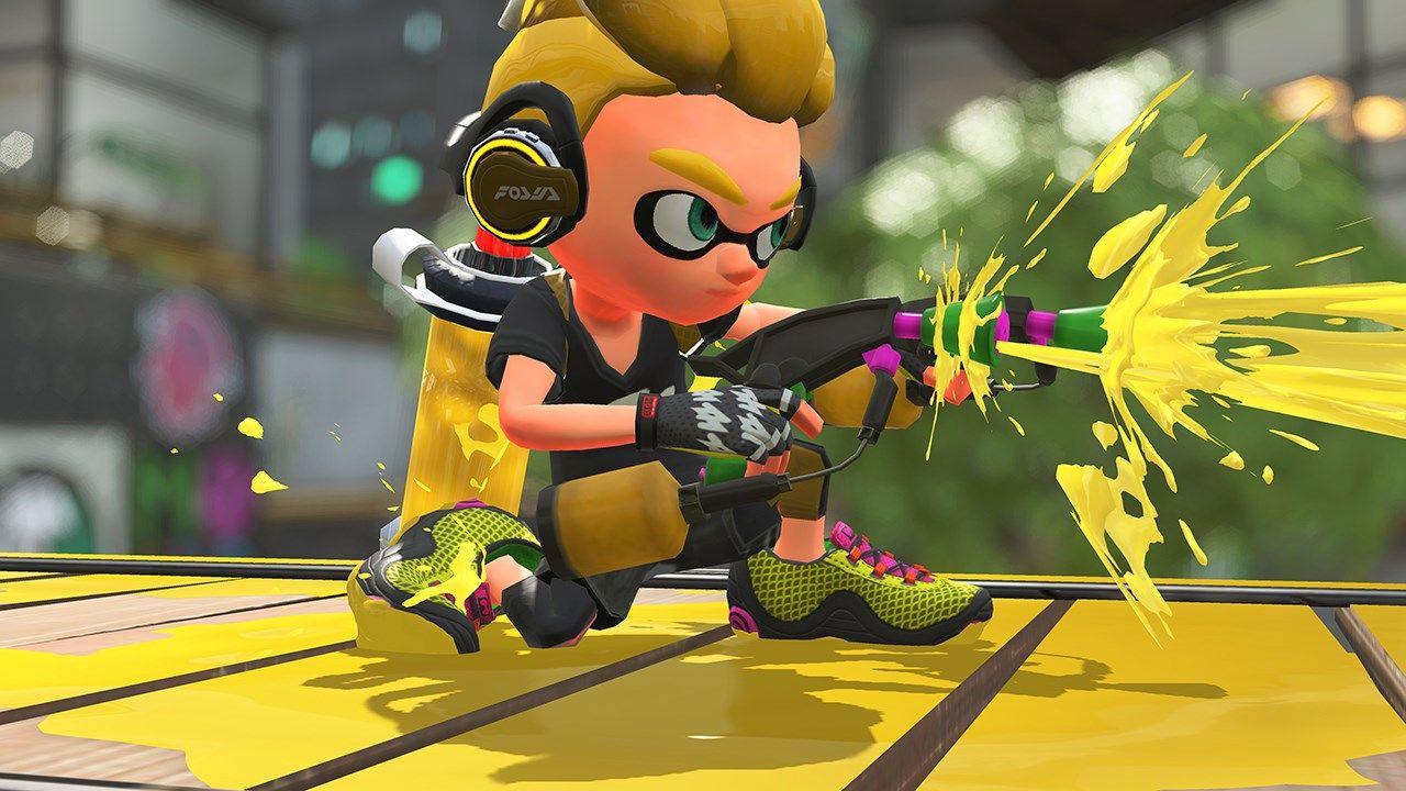 Sondaggio - Splatoon 2 SplatFest World Premiere: ti è piaciuto il nuovo splattatutto Nintendo?