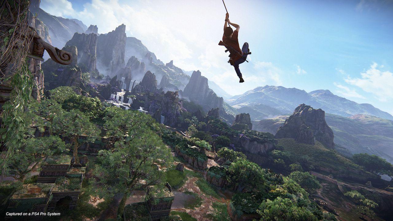 Sondaggio - Ti è piaciuto il nuovo video gameplay di Uncharted L'Eredità Perduta?