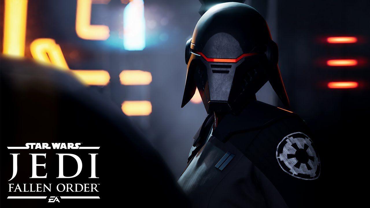 Sondaggio - Ti è piaciuto il trailer di Star Wars Jedi Fallen Order?