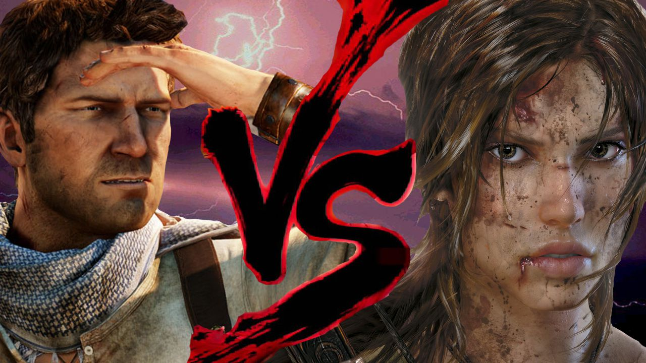 Sondaggio - Uncharted vs Tomb Raider: qual è la tua serie preferita?