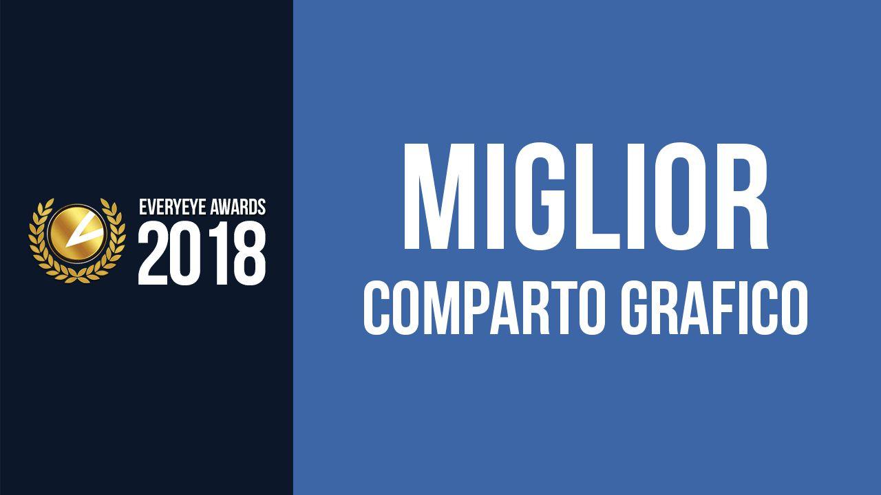 Sondaggio - Vota il gioco con il miglior comparto grafico del 2018