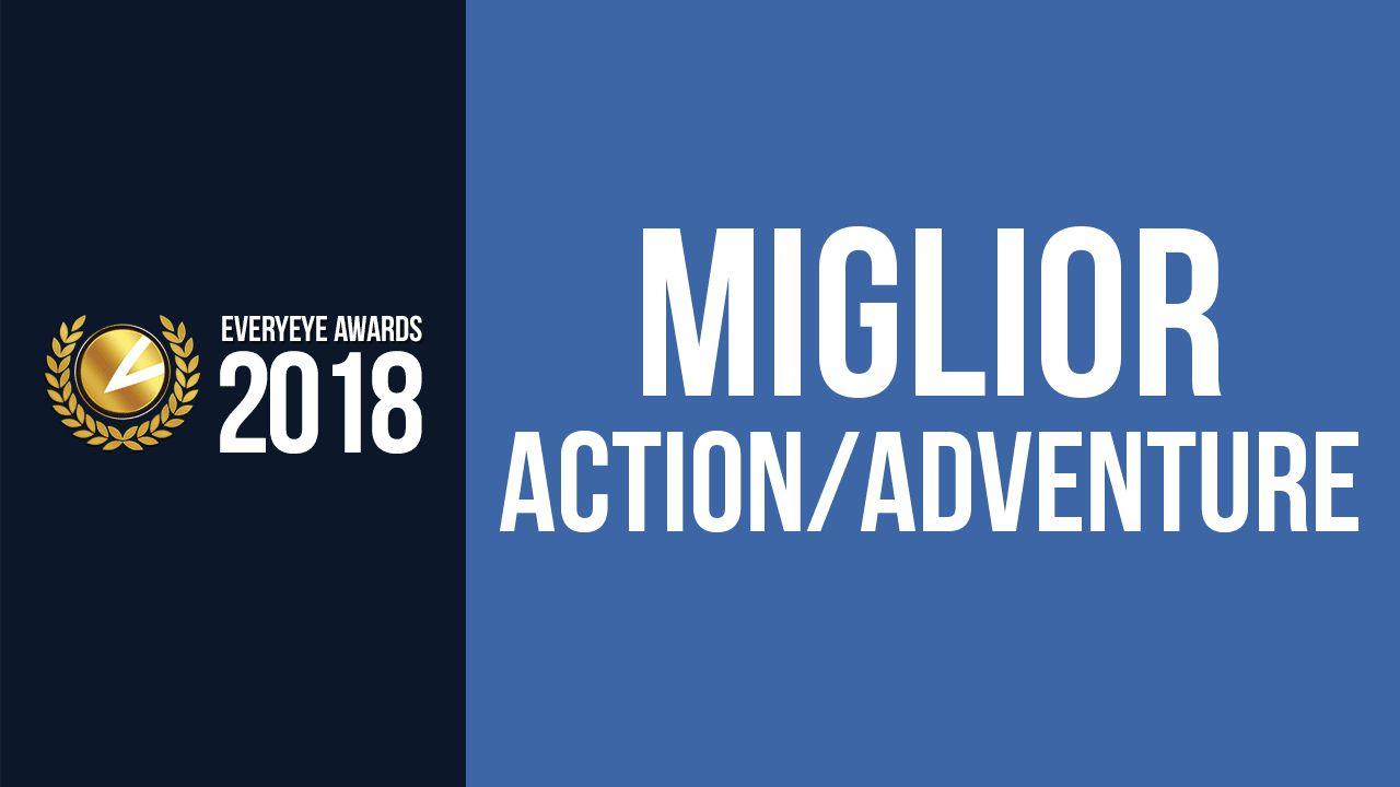 Sondaggio - Vota il miglior action adventure del 2018