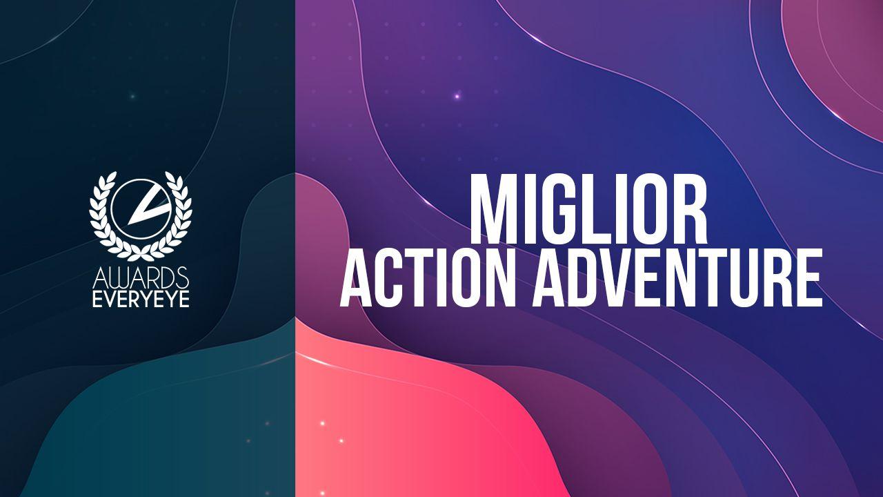 Sondaggio - Vota il miglior gioco action adventure del 2019