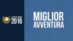 Vota il miglior gioco d'azione e avventura del 2016
