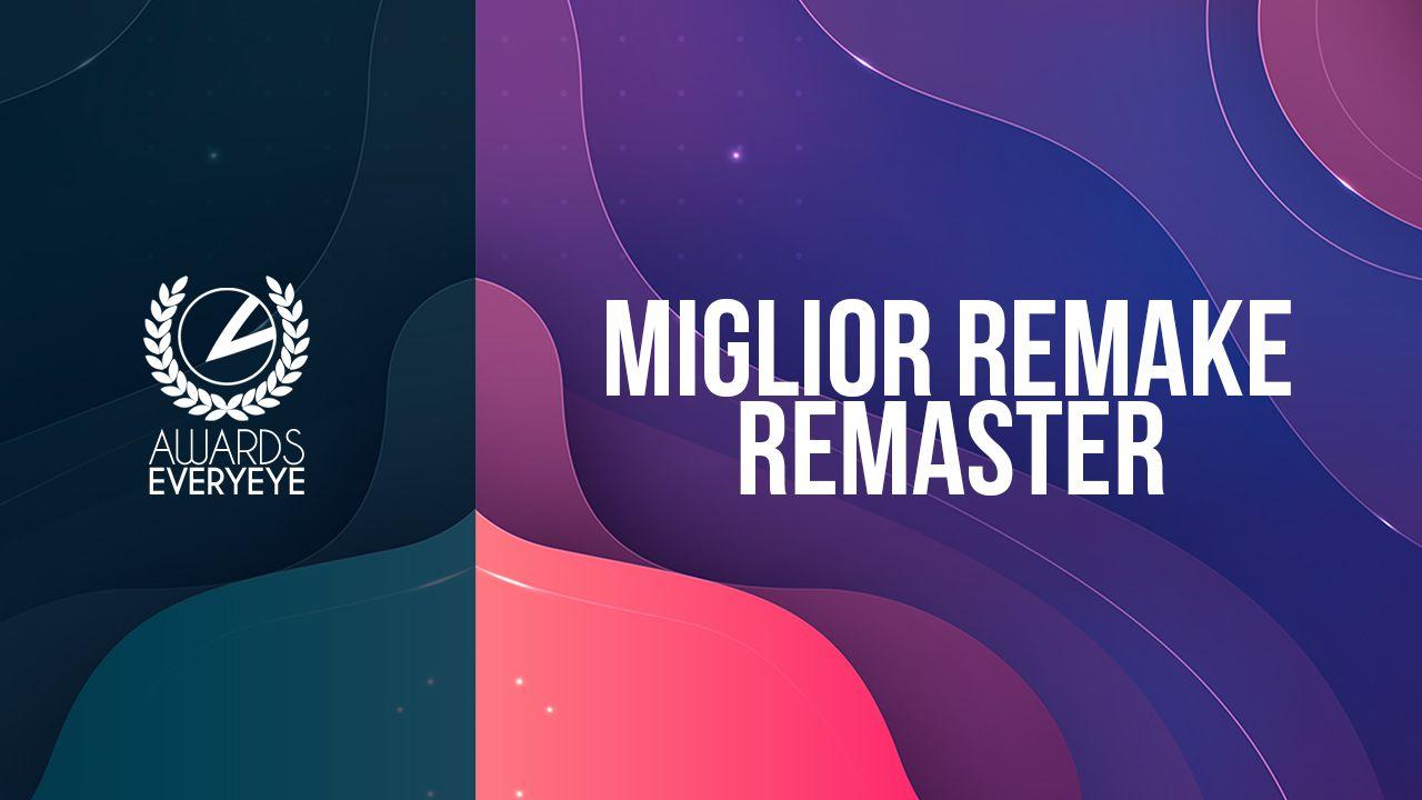 Sondaggio - Vota il miglior remake/remaster del 2019