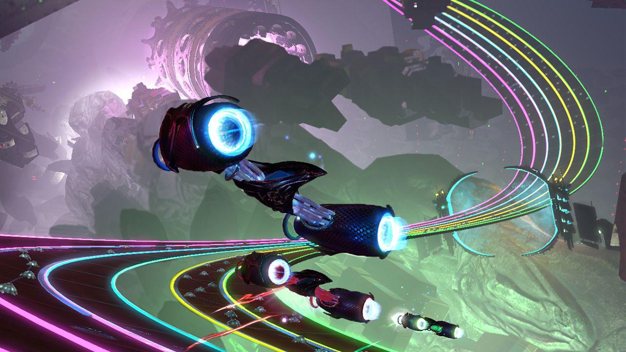 Amplitude: primo video gameplay della versione PS4