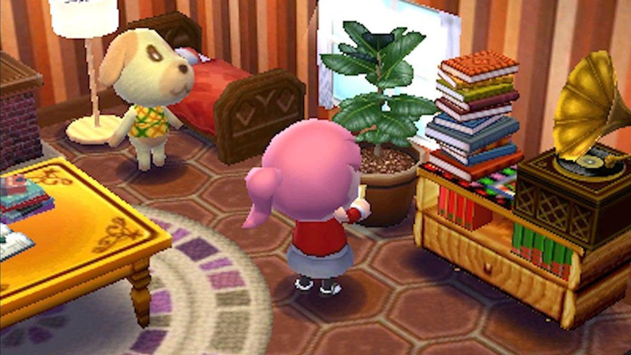 Annunciato Animal Crossing Happy Home Designer, compatibile con le carte Amiibo