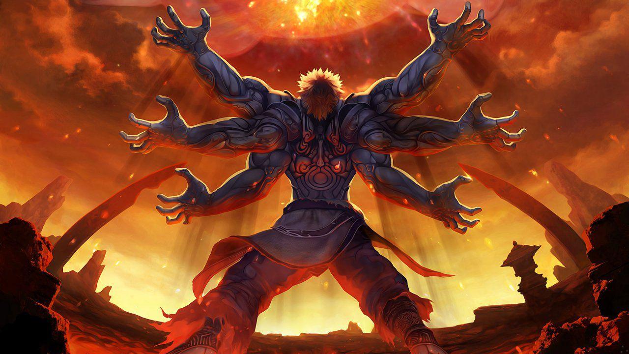 Asura's Wrath in nuove immagini