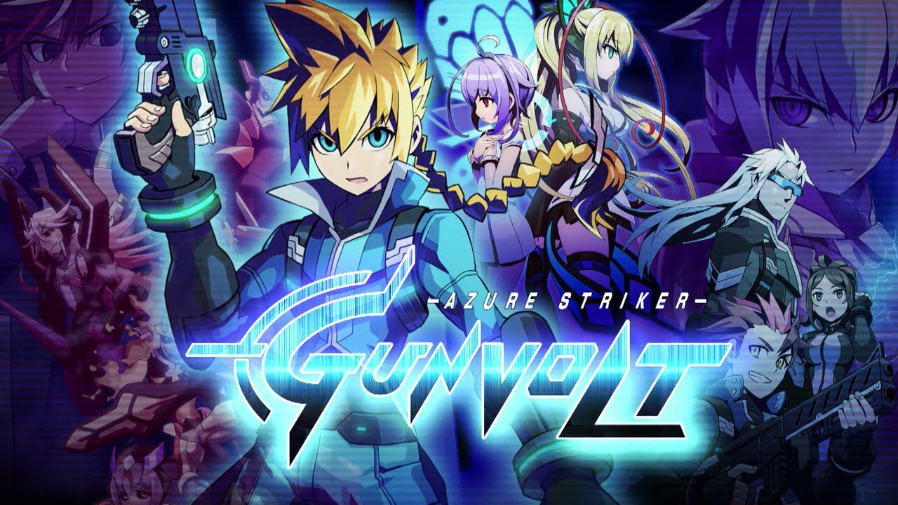 Azure Striker Gunvolt: aperto il sito ufficiale in inglese