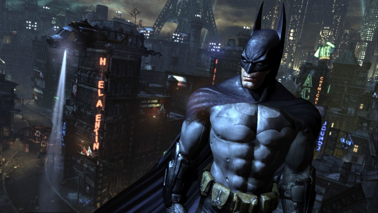 Batman Arkham City offrirà circa 40 ore di gameplay