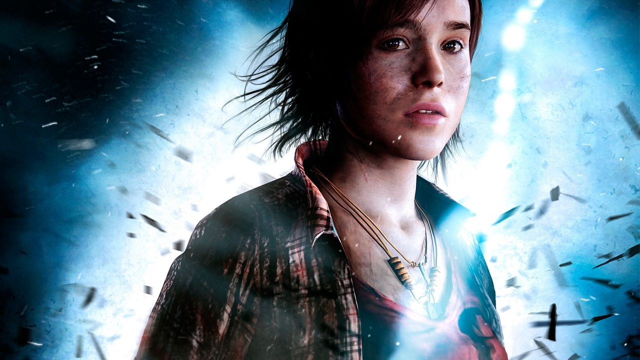 Beyond: Two Souls - concept art dal Comi Con