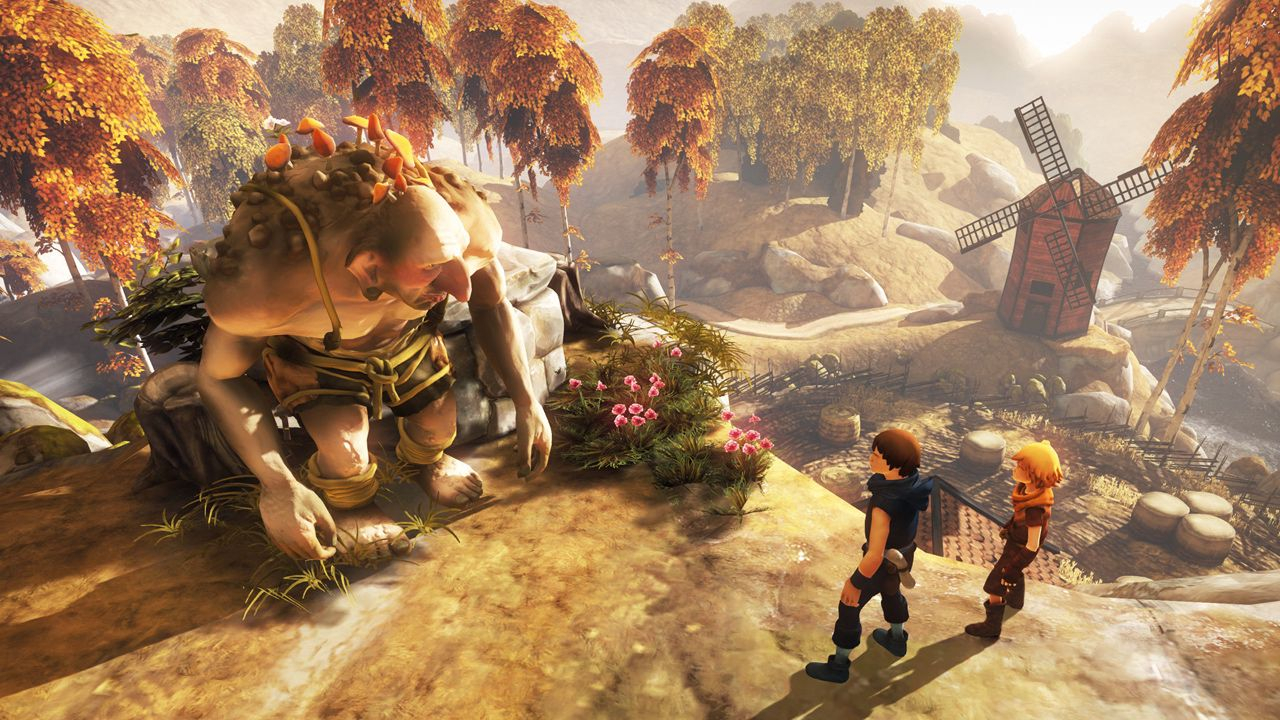Brothers - A Tale of Two Sons: walkthrough e nuovi screenshot