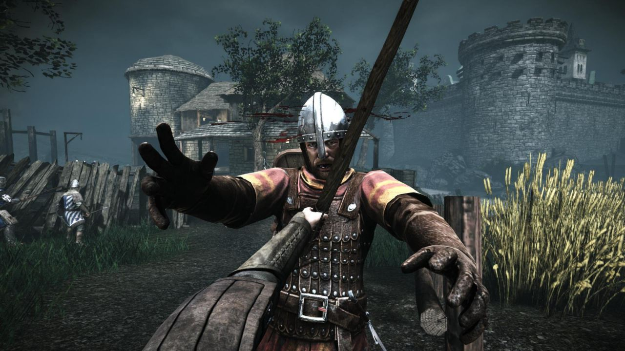 Steam: Chivalry al primo posto
