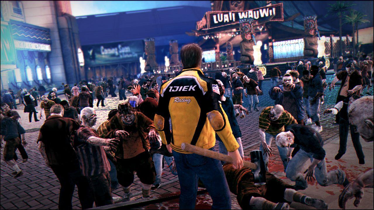 Dead Rising 2, immagini dalla modalità 'Terror is Reality'