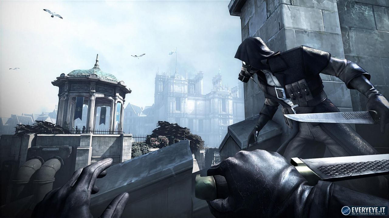 Dishonored: disponibile una nuova patch