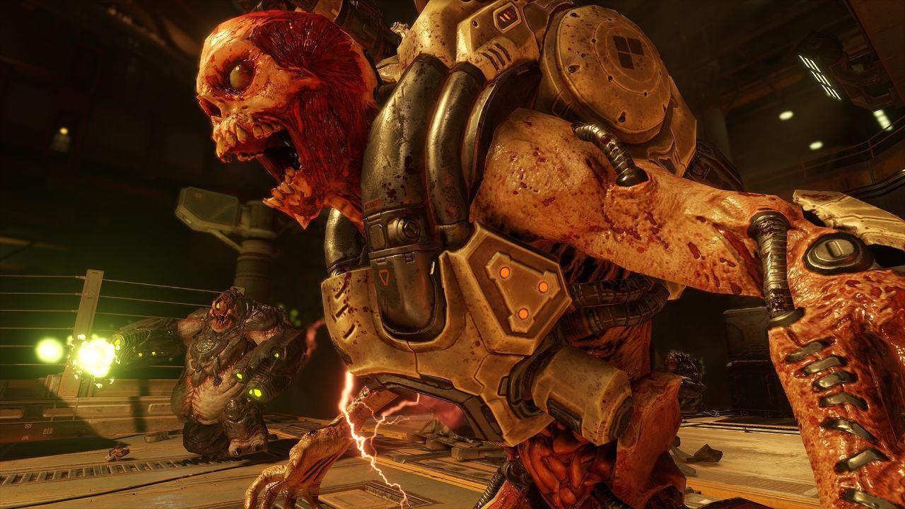 Doom 4 supporterà il visore 3D Oculus Rift