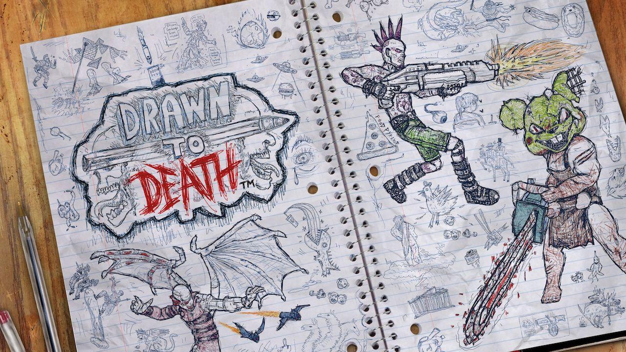 Drawn to Death: David Jaffe risponde alle critiche