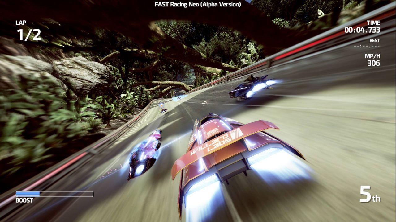 FAST Racing Neo: rivelati nuovi dettagli