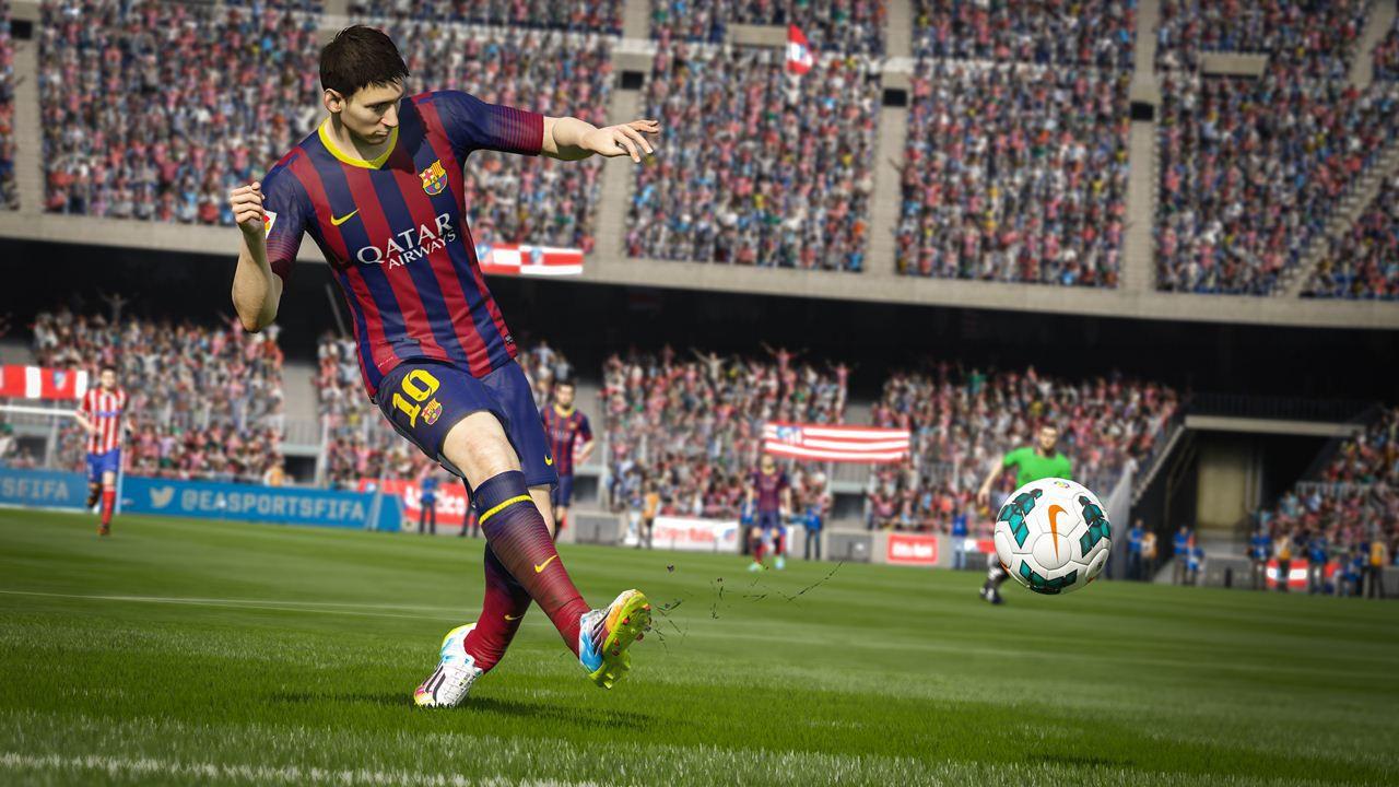 FIFA 15: la demo uscirà a settembre?