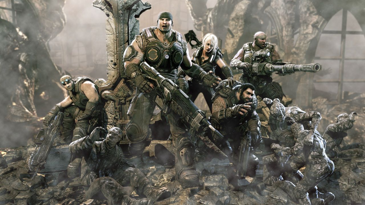 Gears of War 3: disponibile la modalità Big Head per questo week-end