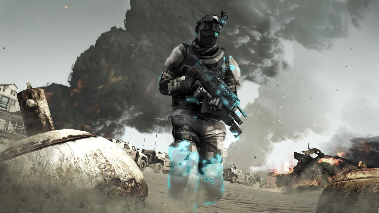 Ubisoft annuncia Tom Clancy's Ghost Recon: Future Soldier