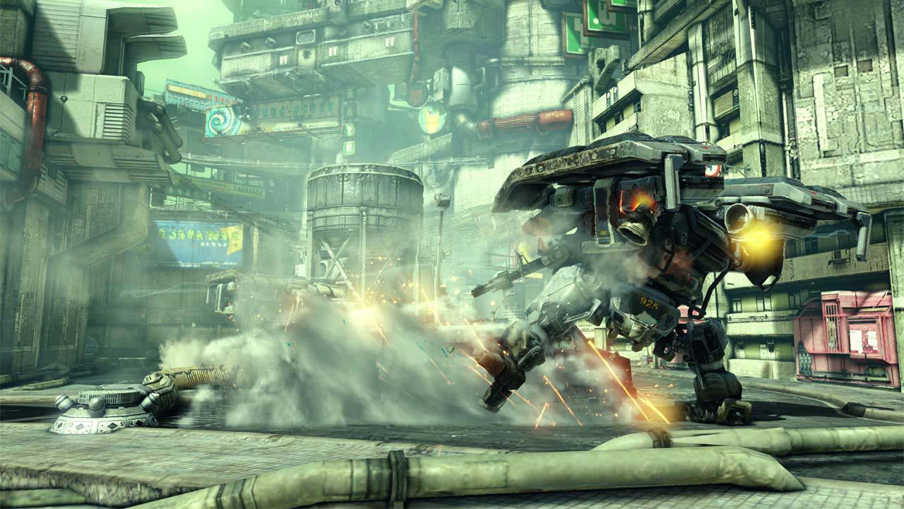 Hawken: oggi al via la seconda closed Beta