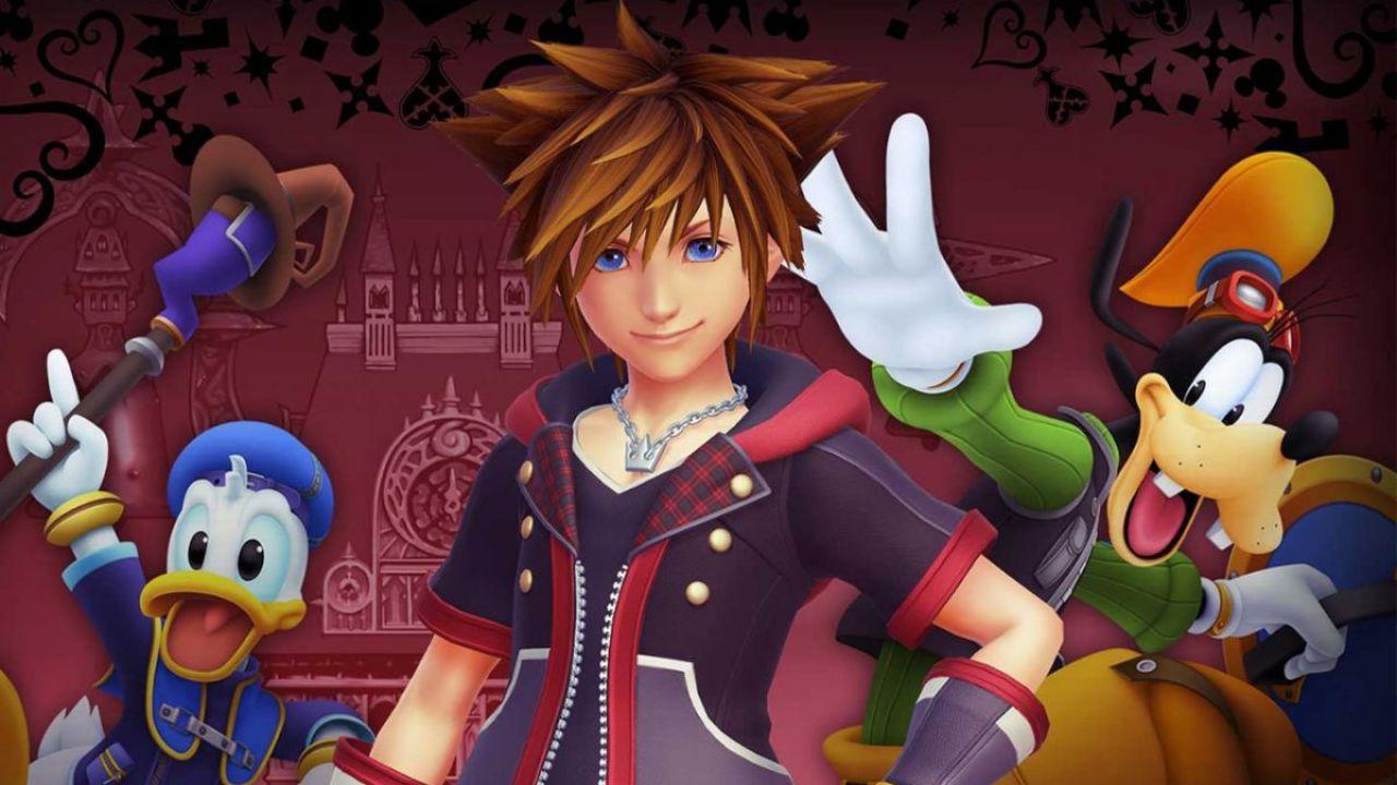 Kingdom Hearts 3: il doppiatore di Sora criptico sul progetto