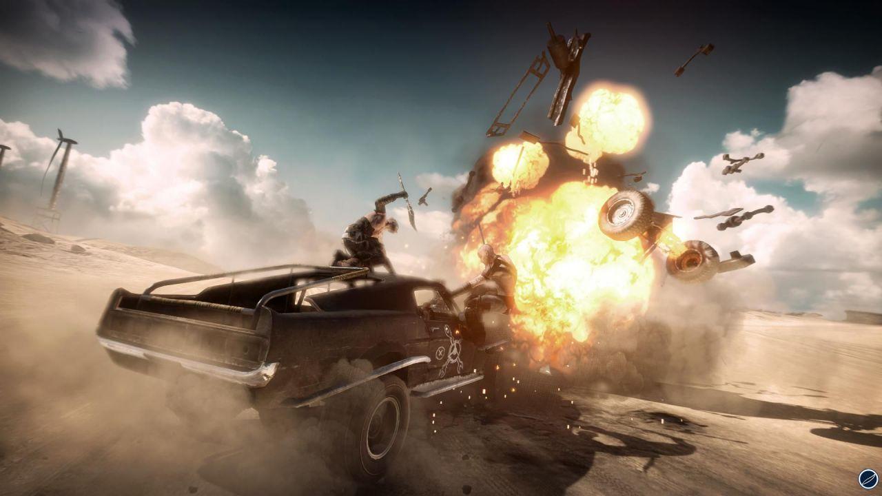 Mad Max avrà 'milioni di combinazioni per la personalizzazione delle macchine'