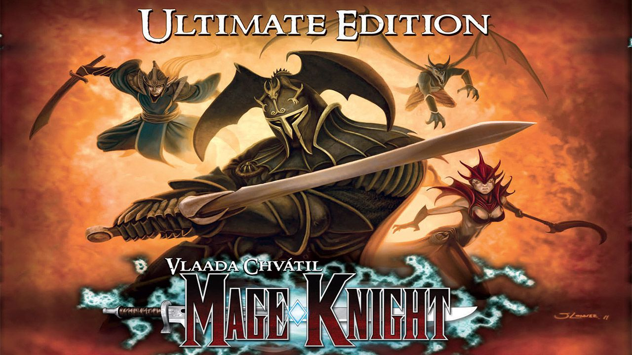 Mage Knight: Ultimate Edition