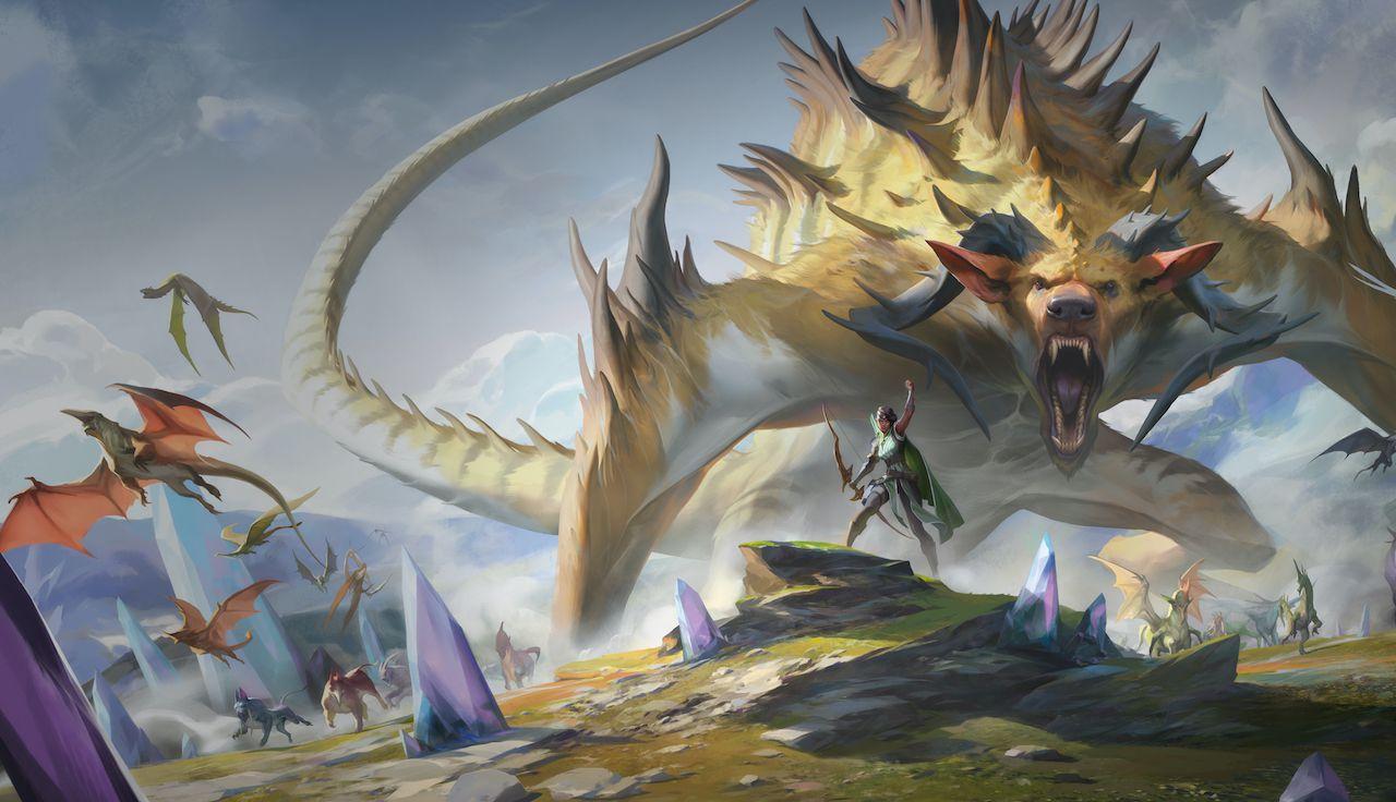 Magic The Gathering: Ikoria Terra dei Behemoth