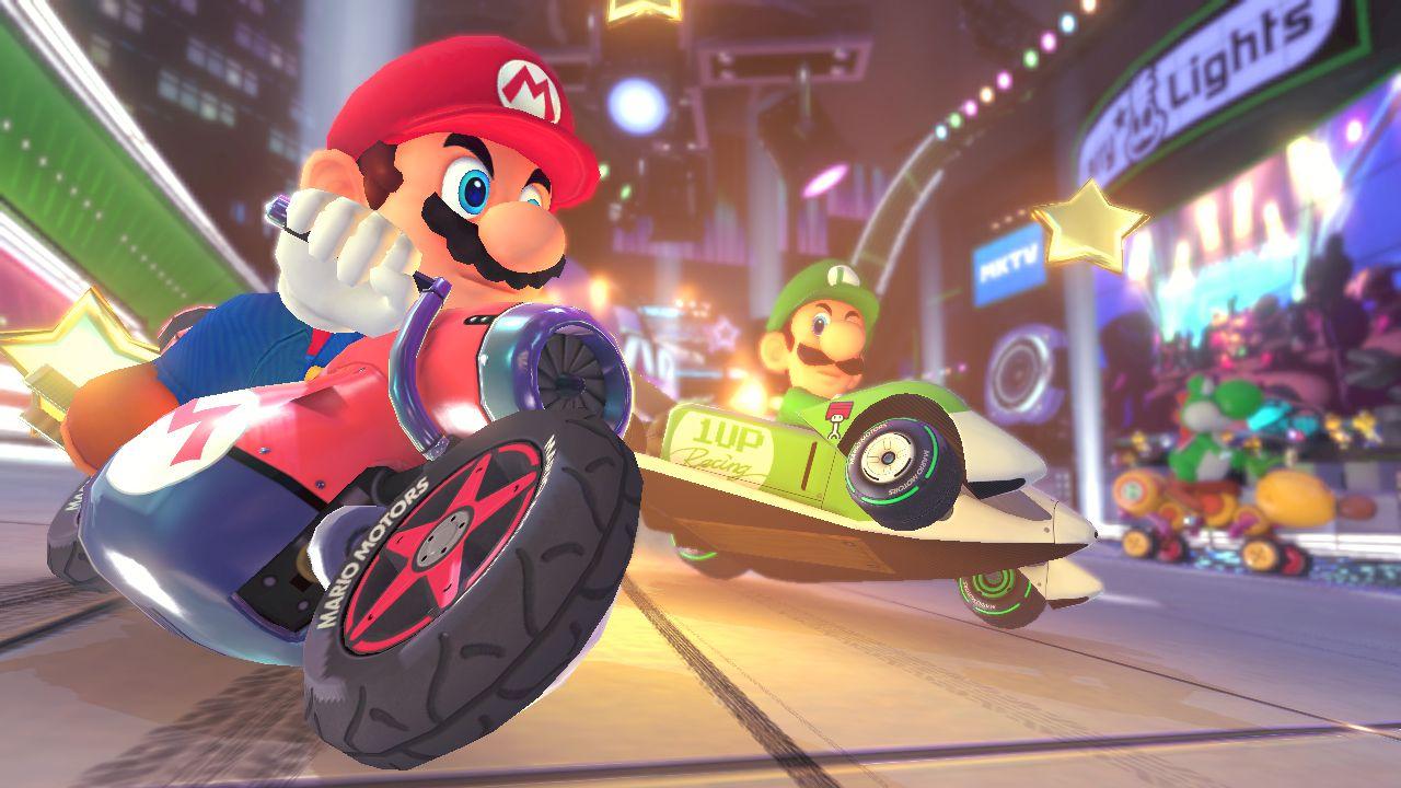 Mario Kart 8: sarà possibile costruire i propri circuiti?