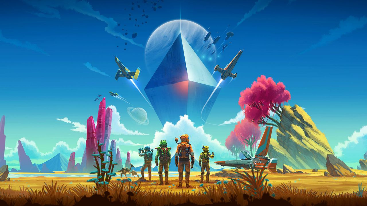 No Man's Sky per PlayStation 4: anteprima