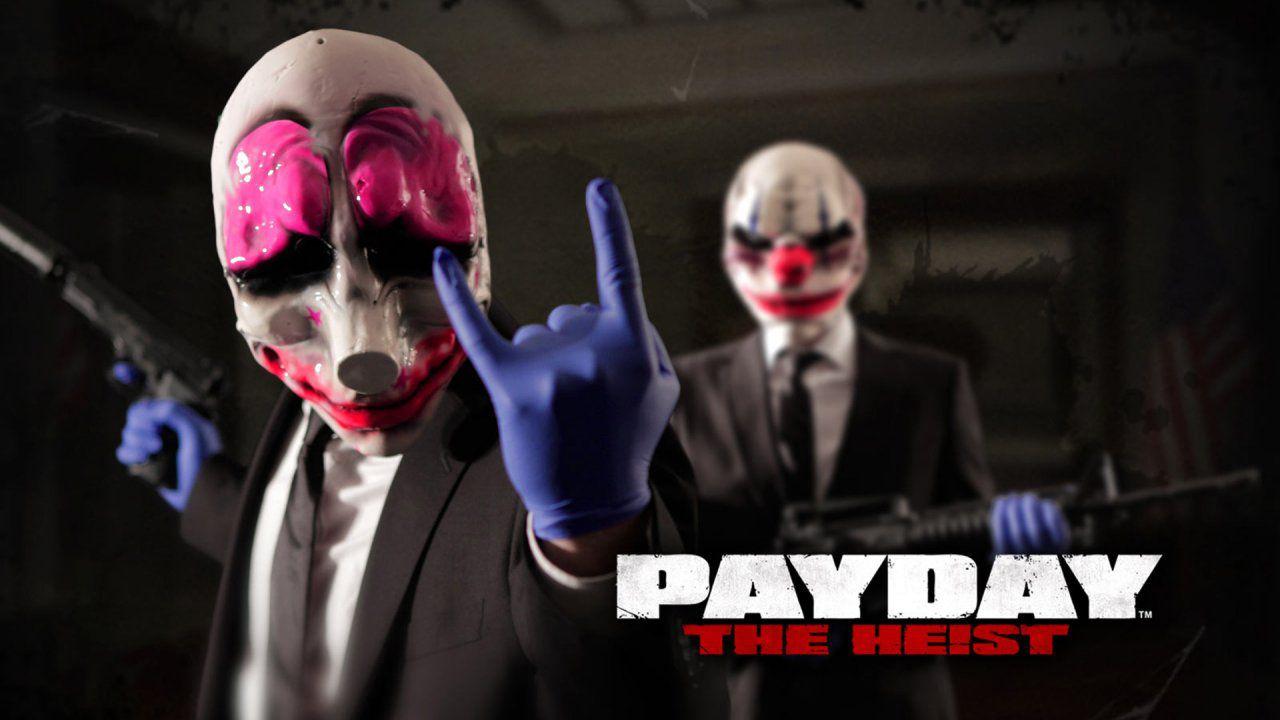 Payday: The Heist giocabile gratuitamente durante questo week-end su Steam