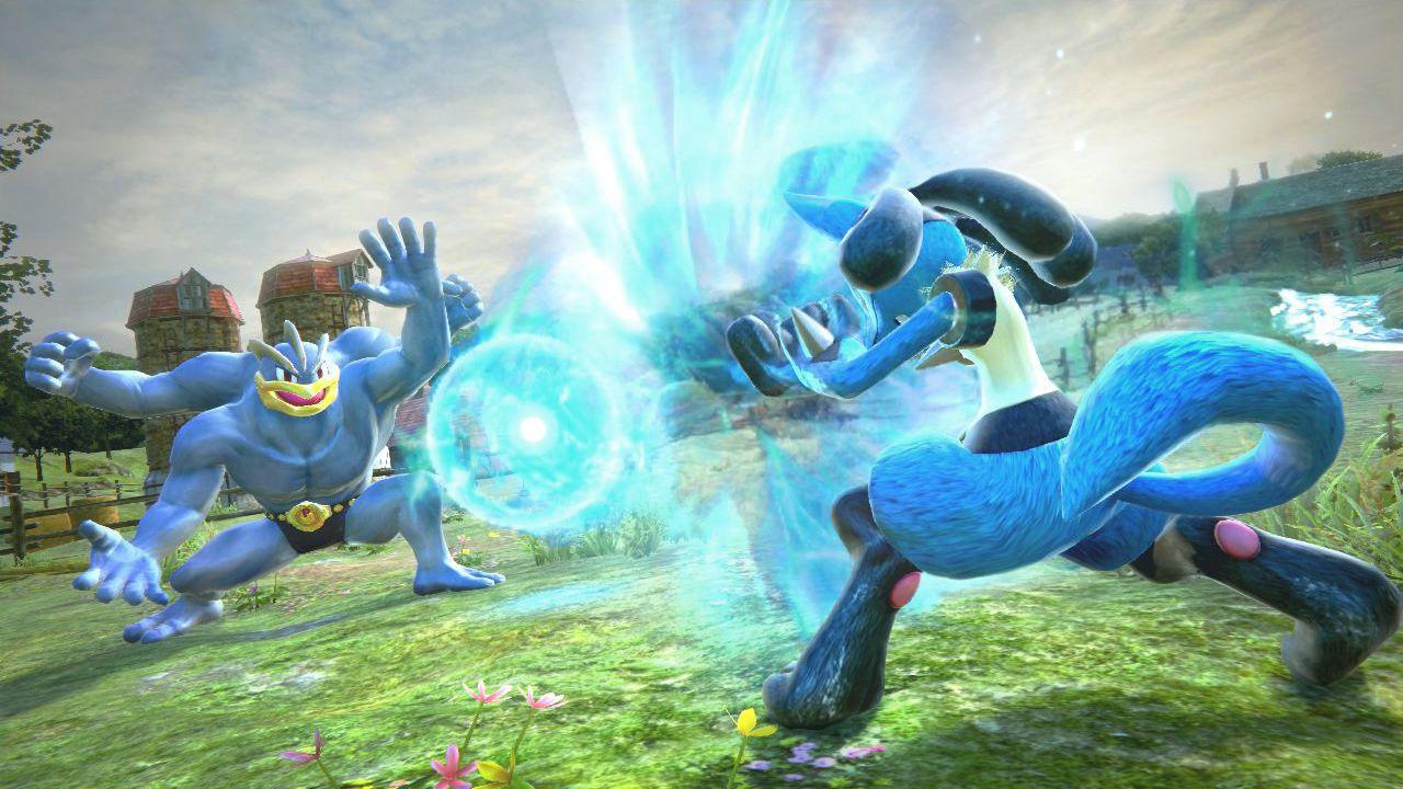 Pokken Tournament annunciato da Nintendo e Bandai Namco