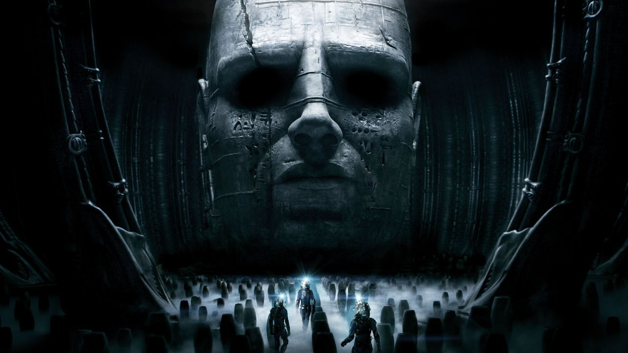 Una nuova sinossi (e qualche informazione) per Prometheus
