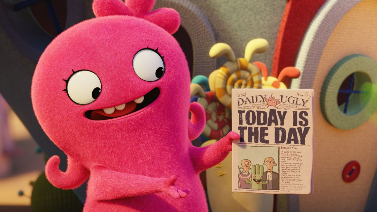Uglydoll, in cantiere un film animato ispirato alla serie di giocattoli
