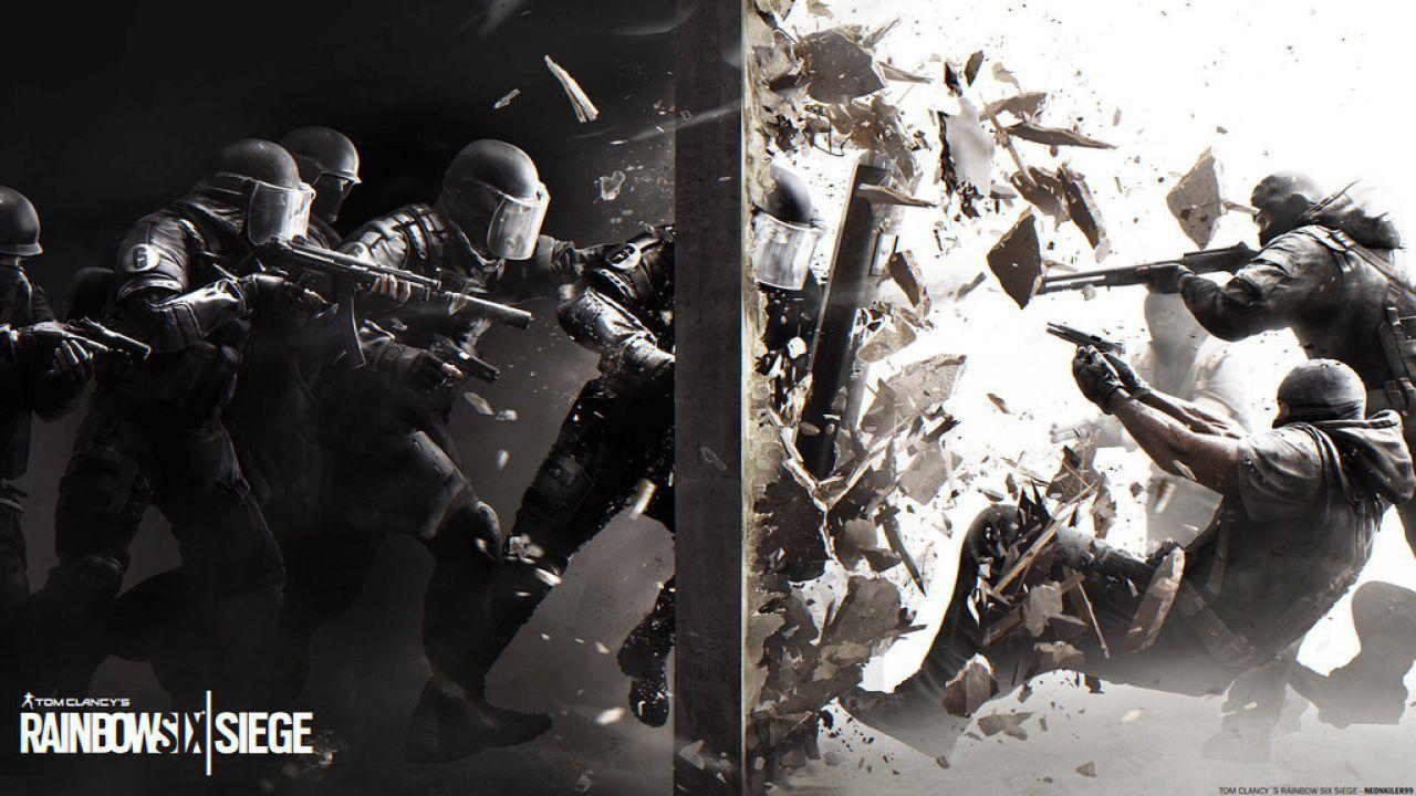 Rainbow Six Siege: hands-on della versione PlayStation 4