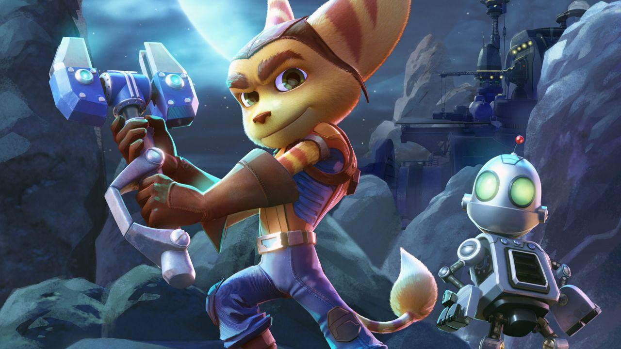 Insomniac Games svela nuovi dettagli su Ratchet & Clank per PlayStation 4