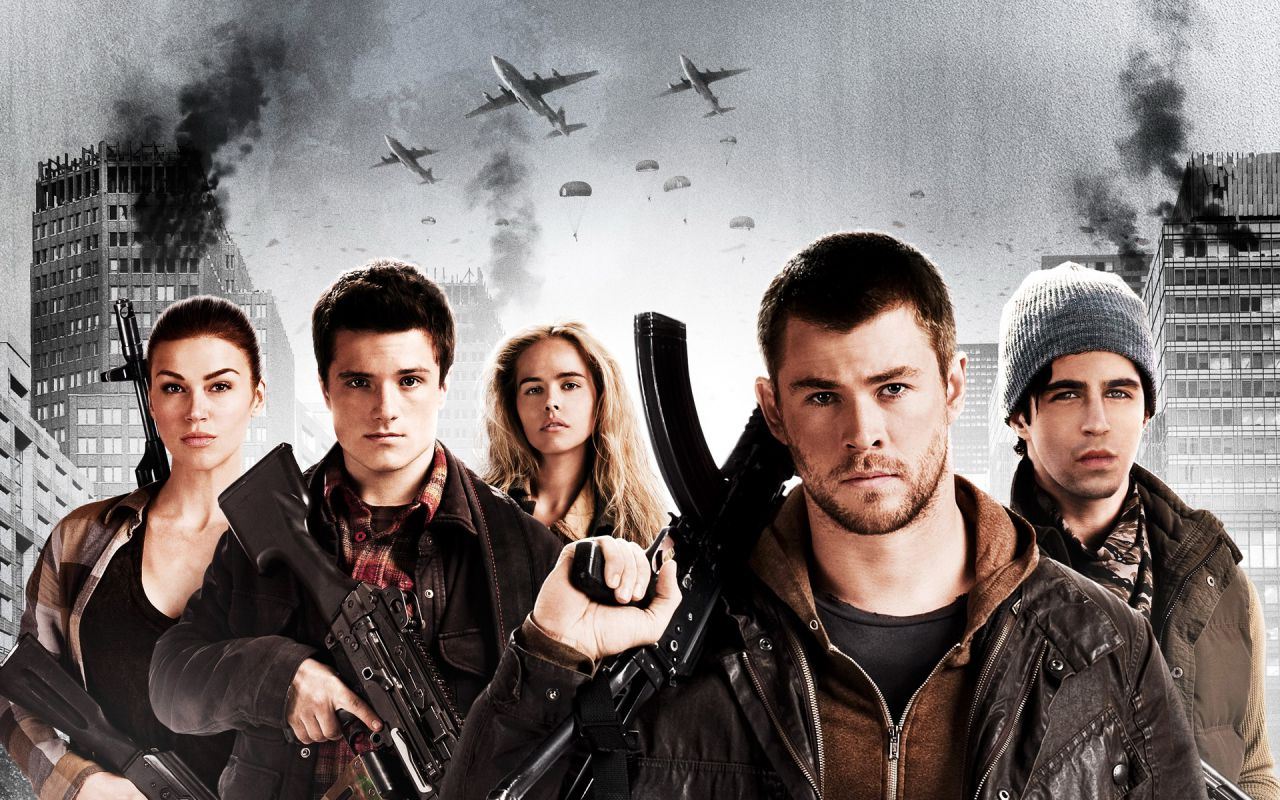 Red Dawn, una featurette sulle Lady Wolverines