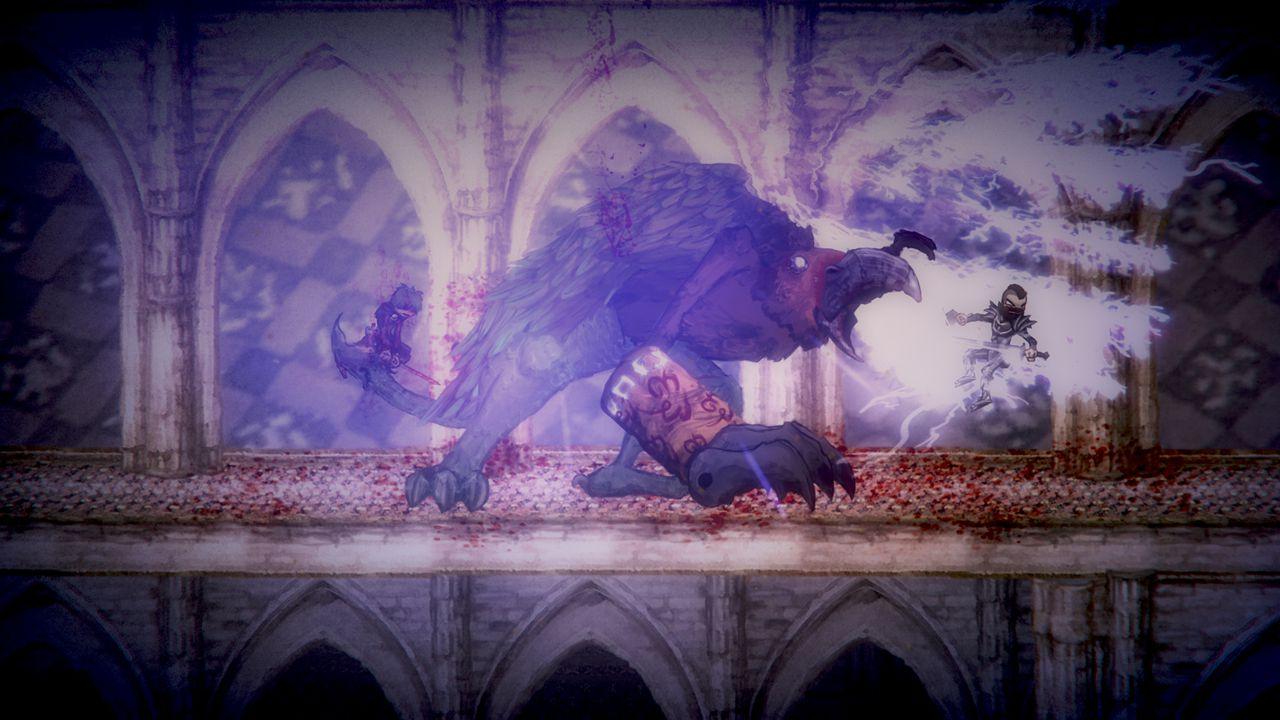 Salt and Sanctuary si mostra in 13 minuti di gameplay